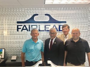Congressman Bobby Scott Visit to FPMI