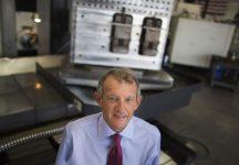 Miller Group; Businessman has uncanny ability to improvise