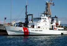 Fairlead Boatworks Awarded USCGC Island Class 110' WPB Boat Reactivation Contract
