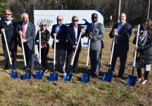 Fairlead Integrated Manufacturing Facility Groundbreaking Ceremony